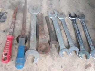 Lote de herramientas