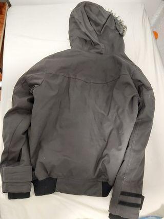 Chaqueta abrigo de plumas Pull and Bear