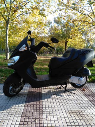 Daelim 125 cc S2 FI
