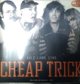 Cheap Trick Aud lang syne Broadcast 1979 2 LP