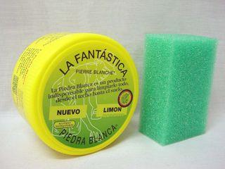 La Fantástica Piedra Blanca 600 g. Original 100%