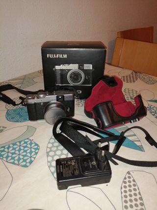 cámara de fotos fujifilm X20