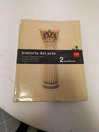 Libro Historia del arte 2 Bachillerato
