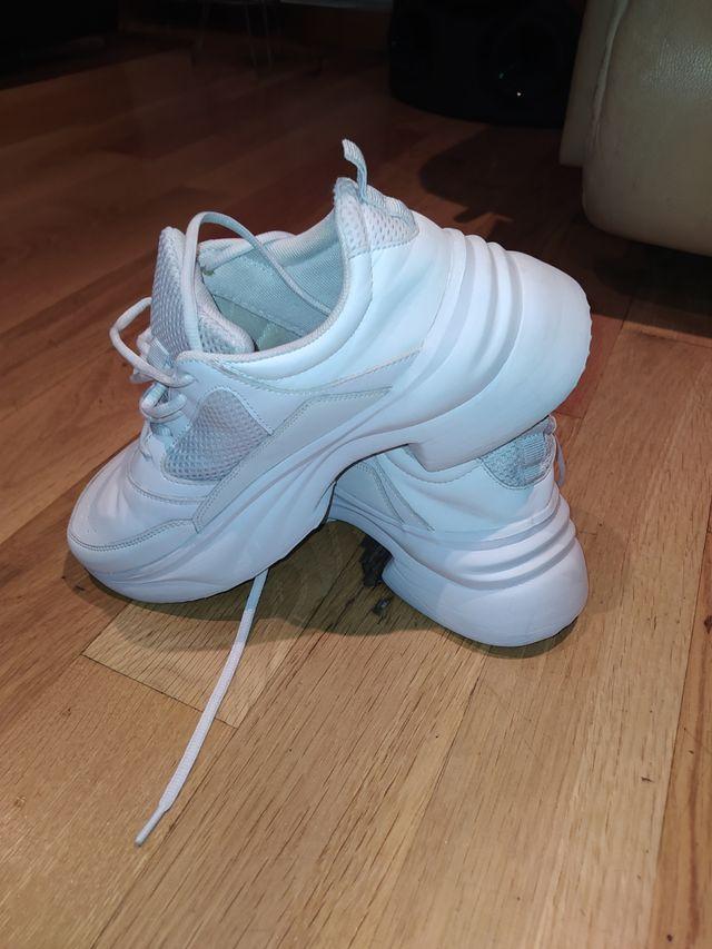 zapatillas talla mujer 38