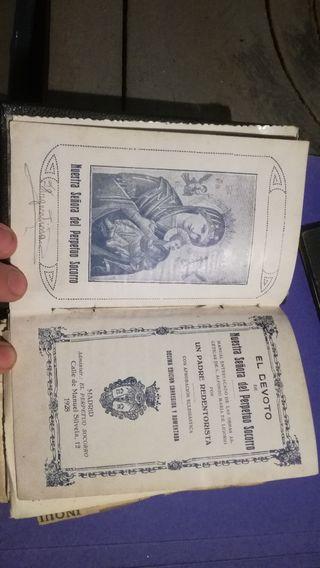 libros antiguos religiosos