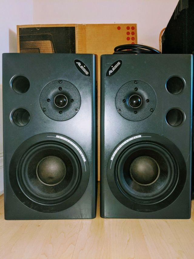 Alesis M1 Active MK2 (Pair) Studio Monitors