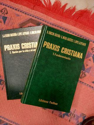 PRAXIS CRISTIANA Tomos I y II