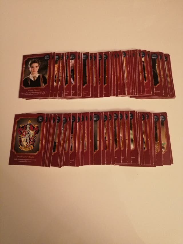 Lote Harry Potter Carrefour