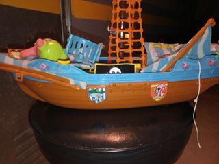 barco Bob Esponja