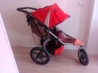 Carro o Silla de bebé/niño Bob Revolution, correr