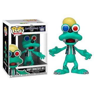 funko Disney kingdom hearts 3 Goofy monsters inc