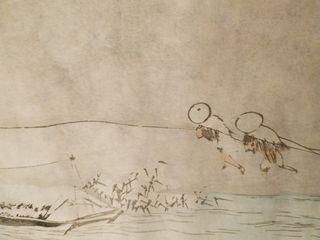Estampa japonesa antigua