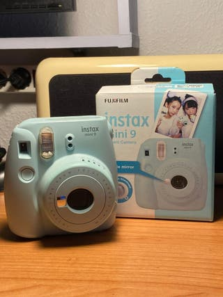 Camara fotos Instax mini 9