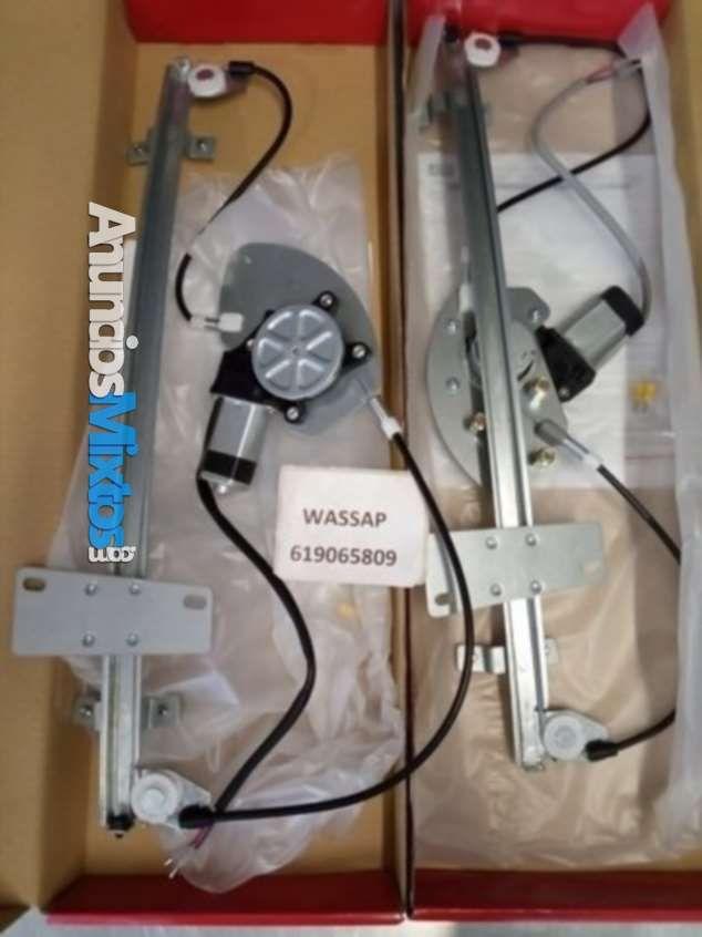 elevalunas electricos delanteros terrano
