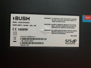 Bush TV 40 inch