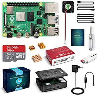 Starter Kit Raspberry pi 4 b 4GB Ram