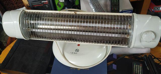 estufa eléctrica de tubos de cuarzo