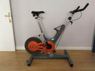 Bicicleta de spinning estática