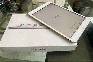 iPad mini 16 Gb wifi A1432 blanco perfecto estado