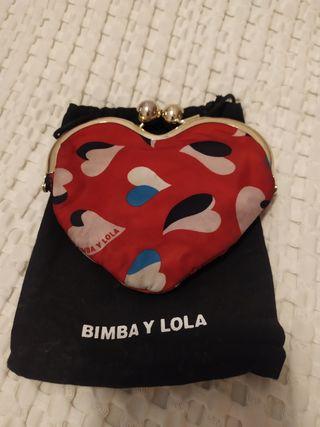 Monedero Bima y Lola
