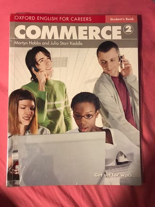 Commerce 2 Student's book