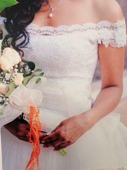 Vendo vestido de novia mas velo