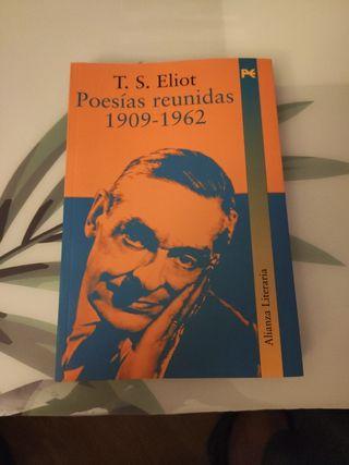 libro poesías reunidas (1909-1962)