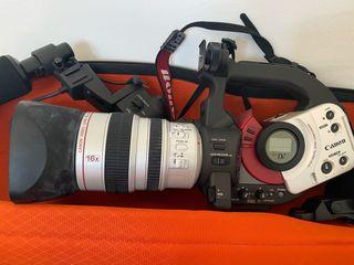 Videocámara Profesional Canon XL1