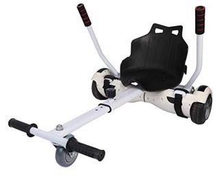 2 Patinetes eléctrico con silla