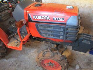Tractor Kubota Nacional