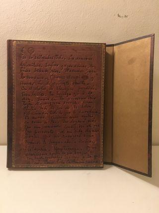 Cuaderno Frida Kahlo