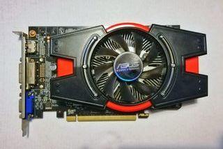 TARJETA GRAFICA 2GB ASUS GTX650 PCX3.0 DDR5 HDMI