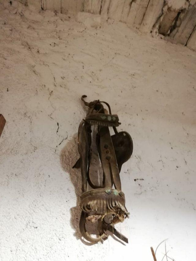 bozal ronzal de caballo antiguo