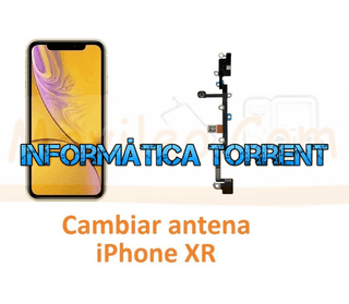 Cambiar Antena IPhone XR