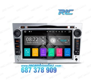"""RÁDIO 7"""" ANDROID 7.1 OPEL"""