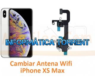 Cambiar Antena Wifi IPhone XS Max