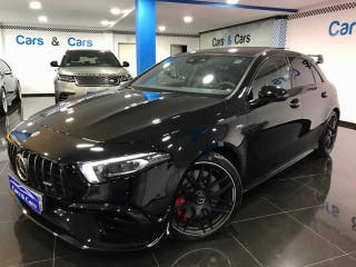 Mercedes Clase A 45s EDITION1