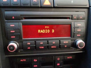 Radio cd mp3 original Seat Exeo / Audi A4 2002 - 2