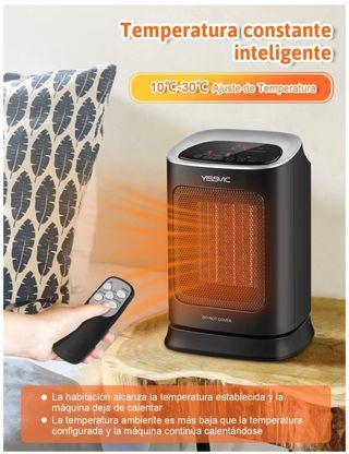 Calefactor Eléctrico Ceramico