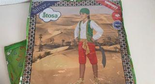 Disfraz pirata 10-12 años