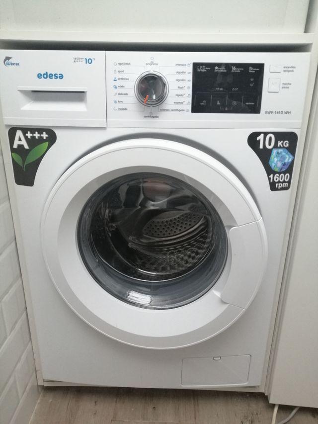 lavadora edesa