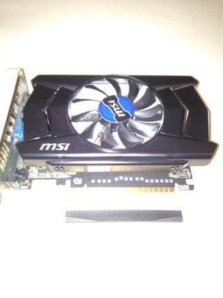 Tarjeta gráfica MSI R7 250