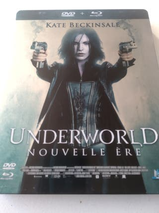 Steelbook. Underworld El Despertar. Bluray