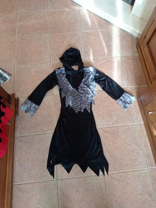 disfraz enterrador Halloween