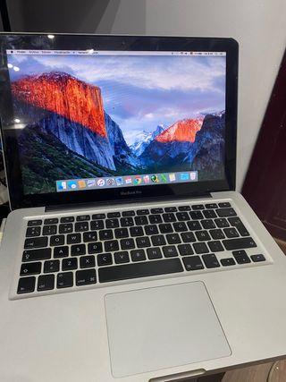 MacBook Pro 13 pulgadas (Mediados 2010)