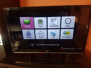 """Televisión LG 32"""""""