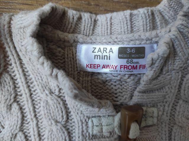 Lote chaquetas bebé 3-6. Zara y Kiabi