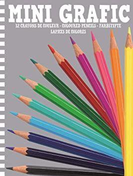 djeco nuevos cerrados 12 lápices de colores.