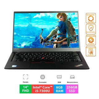 Lenovo ThinkPad X1 Carbon 5th WWAN - i5 - 256GB