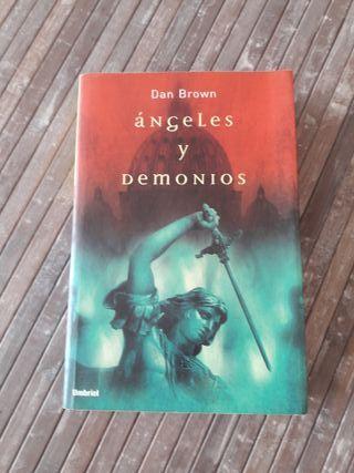 Libro Ángeles y Demonios